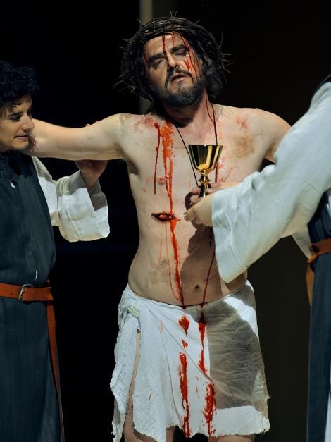 Le Parsifal christique du Festival de Bayreuth 2018