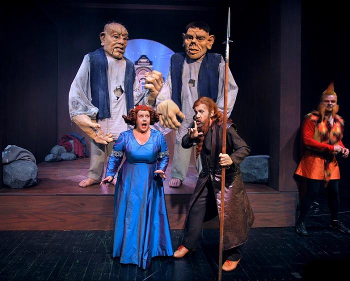 Opéra pour enfants: un Ring de conte de fées au Festival de Bayreuth