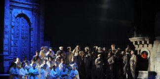 Al Belvedere di San Leucio Cavalleria Rusticana è una tragedia greca