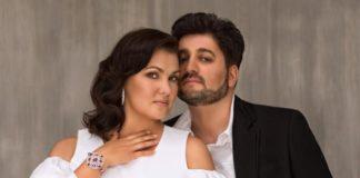 Anna Netrebko y Yusif Eyvazov