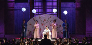 Madame Butterfly apre alla lirica il Belvedere di San Leucio a Caserta