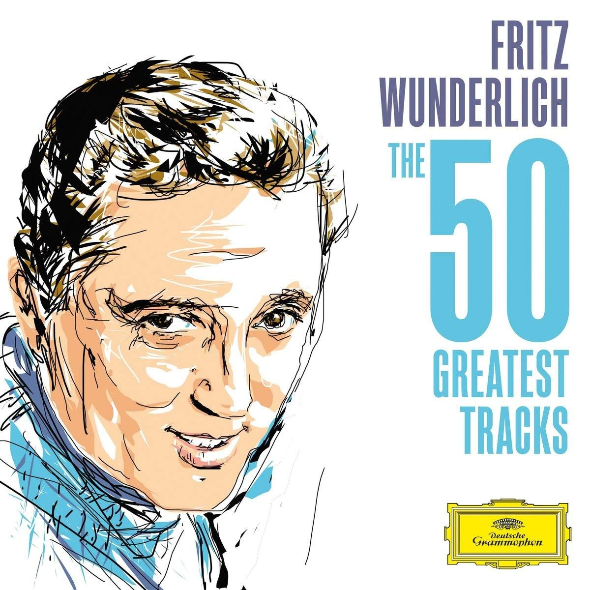 Fritz Wunderlich the 50 greatest tracks