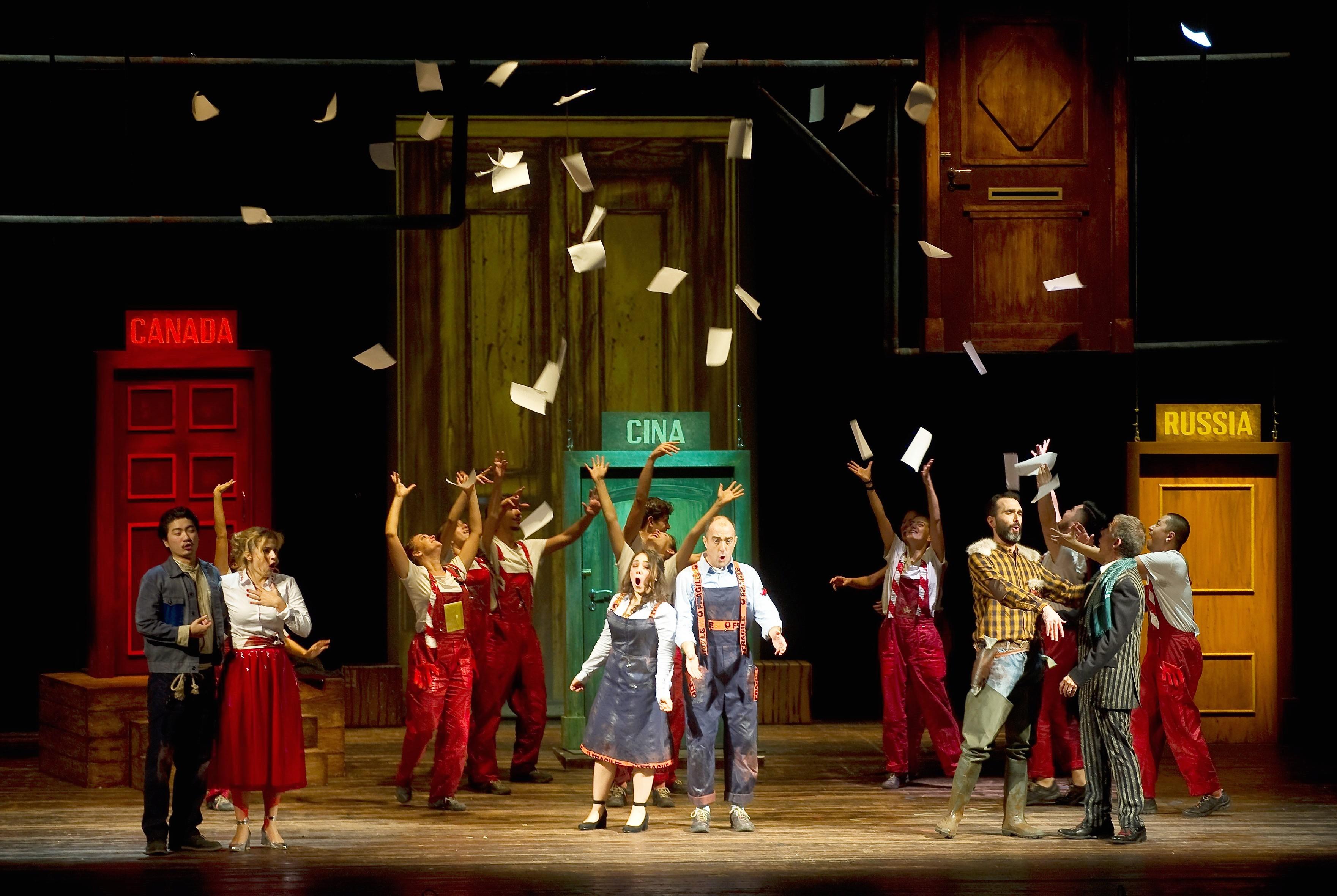 La Cambiale diMatrimonio al Teatro Coccia di Novara