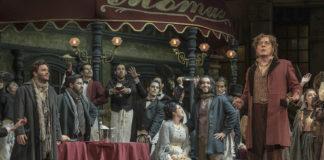La Bohème en el Teatro Colón de Buenos Aires