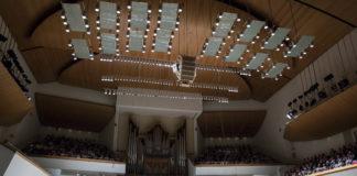 Ramón Tebar firma en el Palau de Valencia un Mahler de referencia