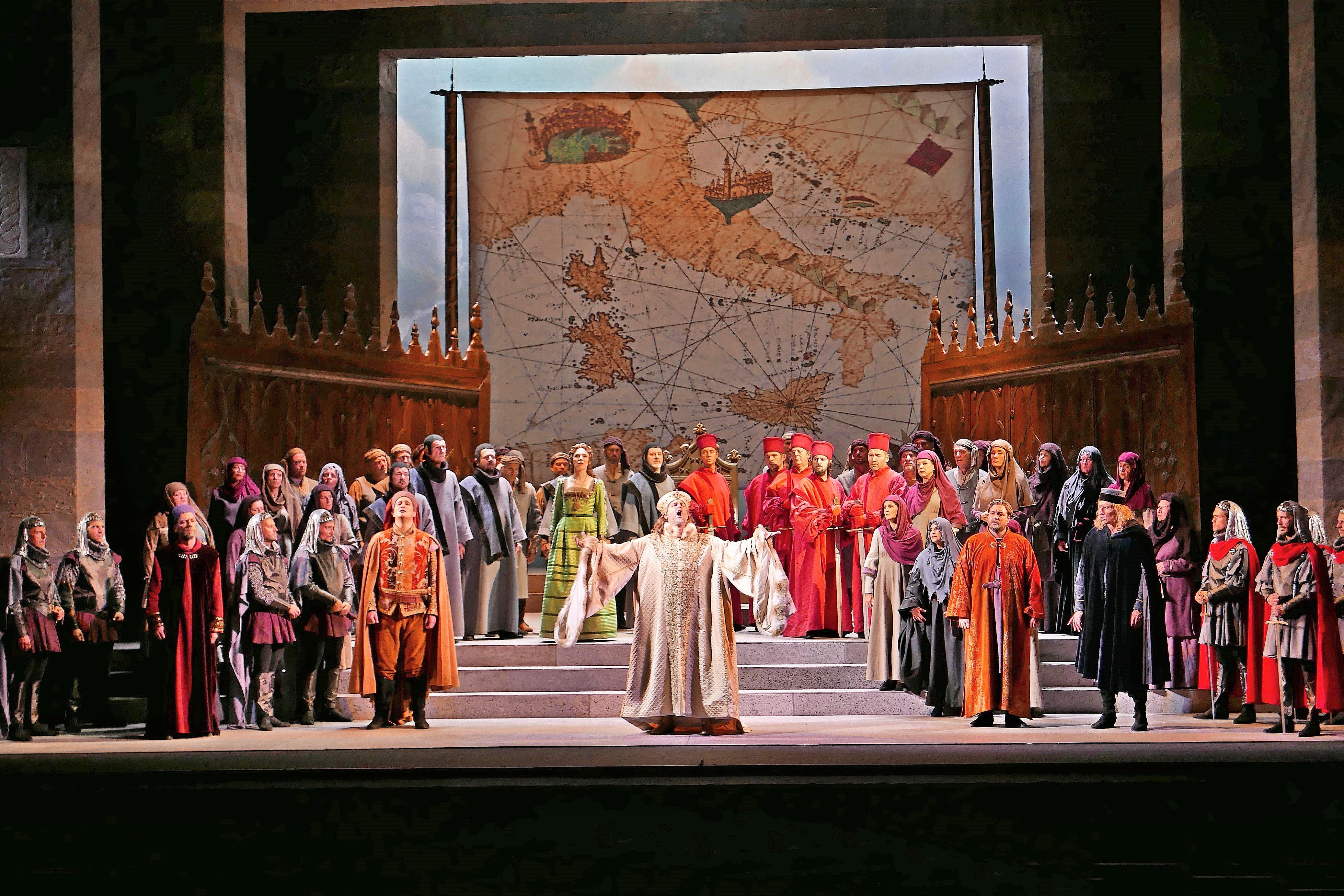 Simon Boccanegra. Opera de Marseille