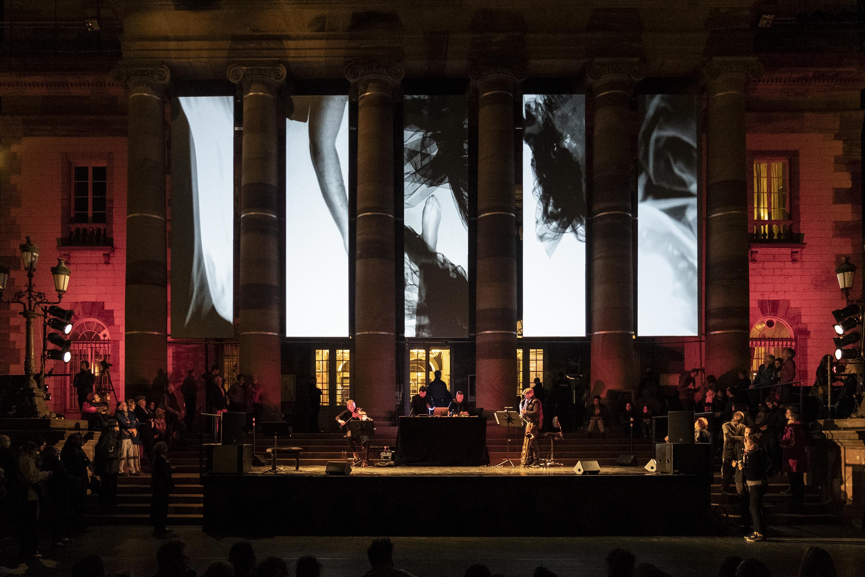 Singing Garden, un espectáculo diferente en la Opéra National du Rhin