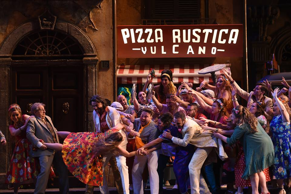 Rossini alegra al Campoamor con su Turco en Italia