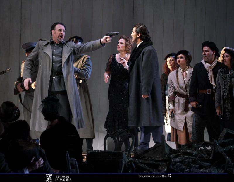 Un reparto de lujo para Katiuska en el Teatro de la Zarzuela