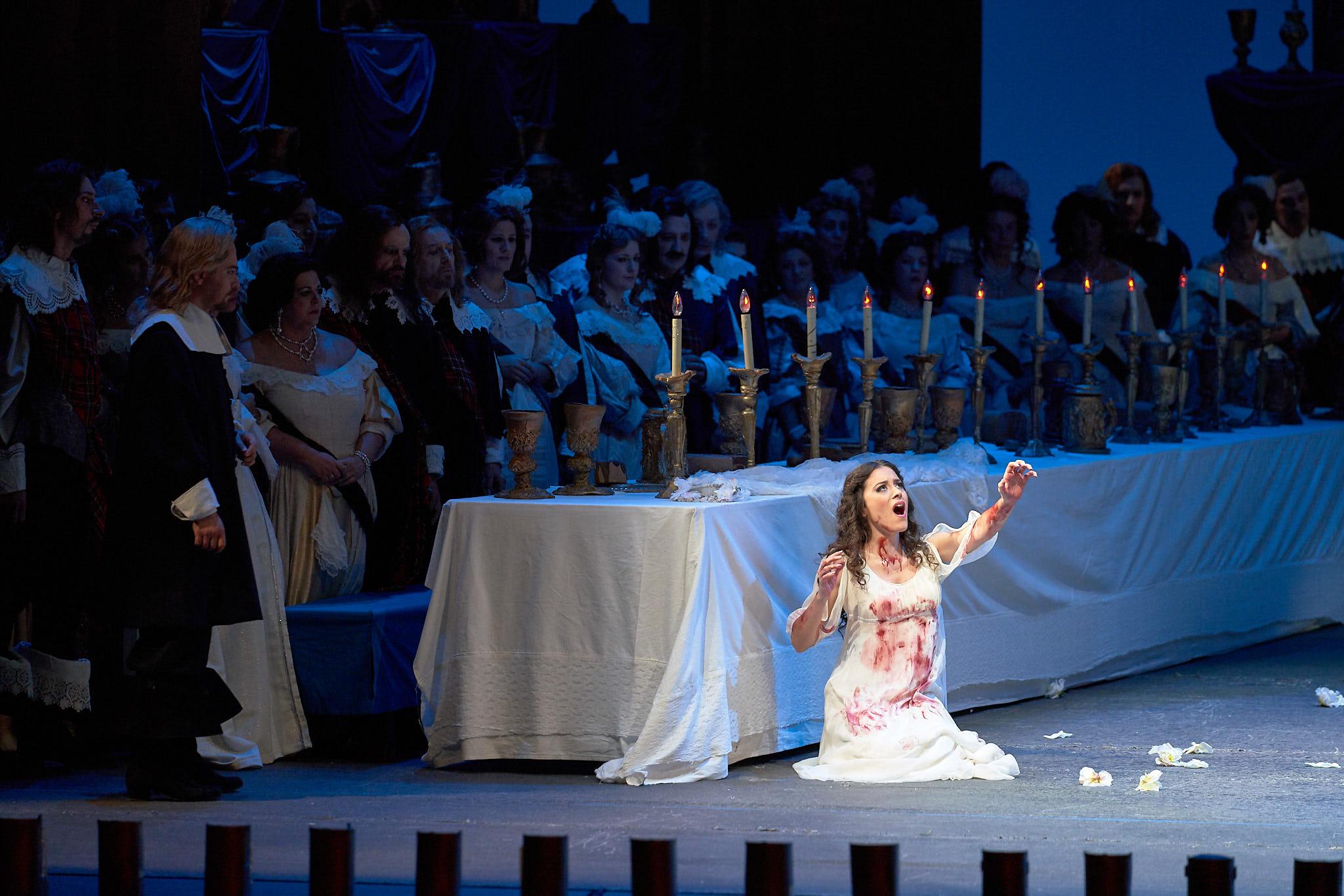 Triunfo de Leonor Bonilla, la Lucia sevillana