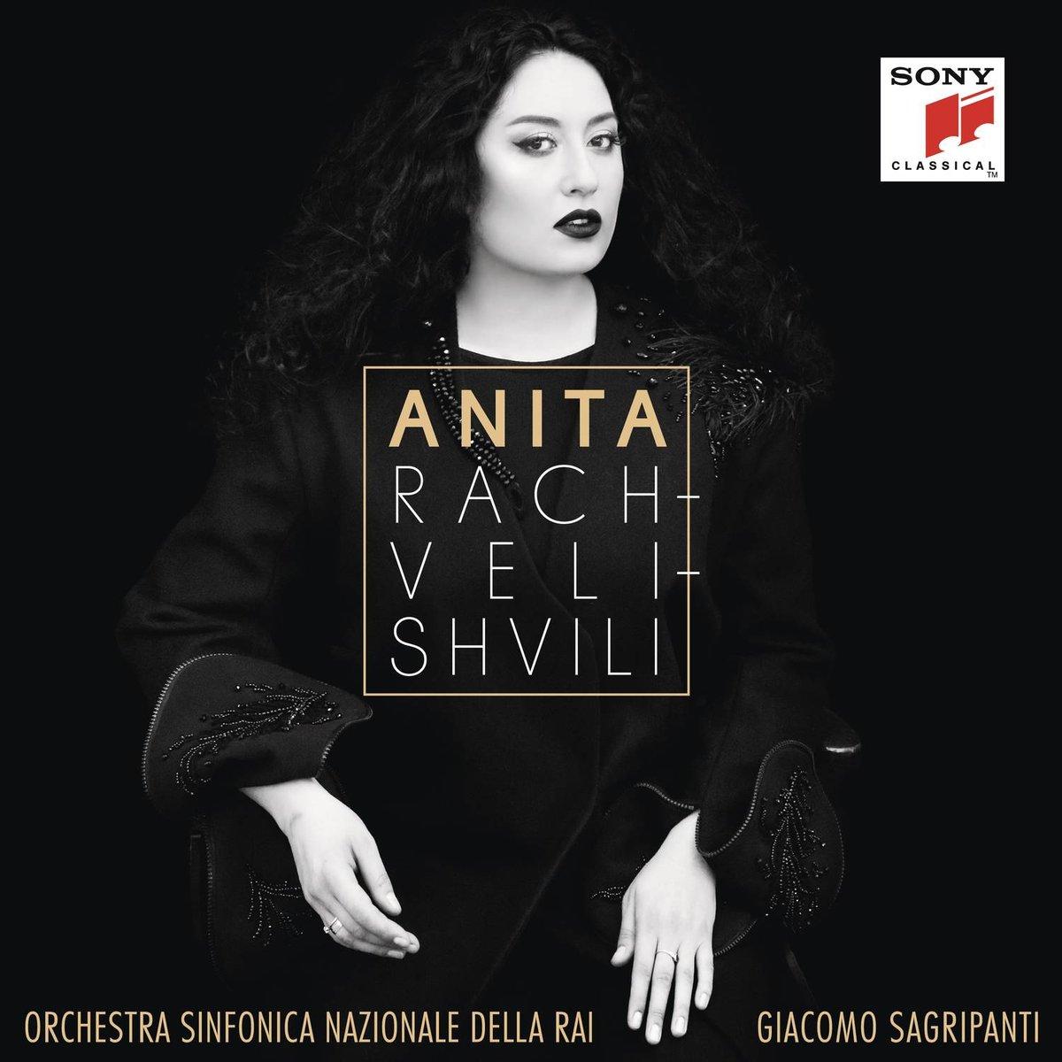 Anita Rachvelishvili: satisfactorio debut discográfico