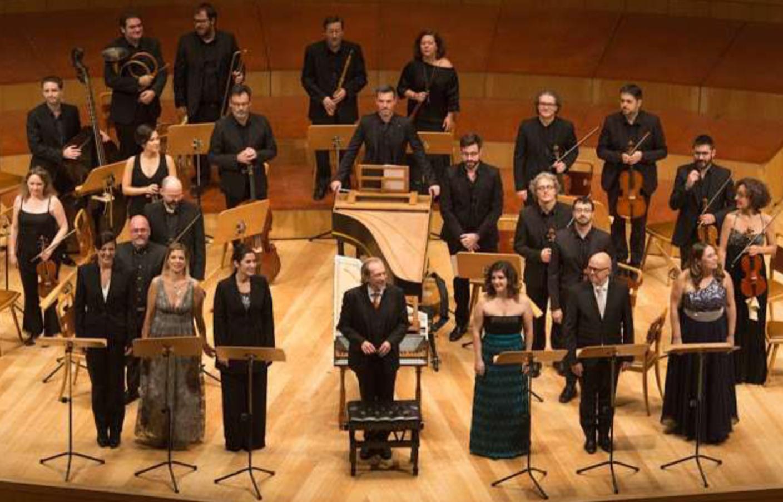Venus y Adonis de Nebra en el Auditorio Nacional