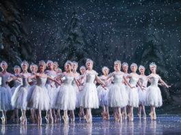 El cascanueces del Royal Ballet. Foto: Tristram Kenton