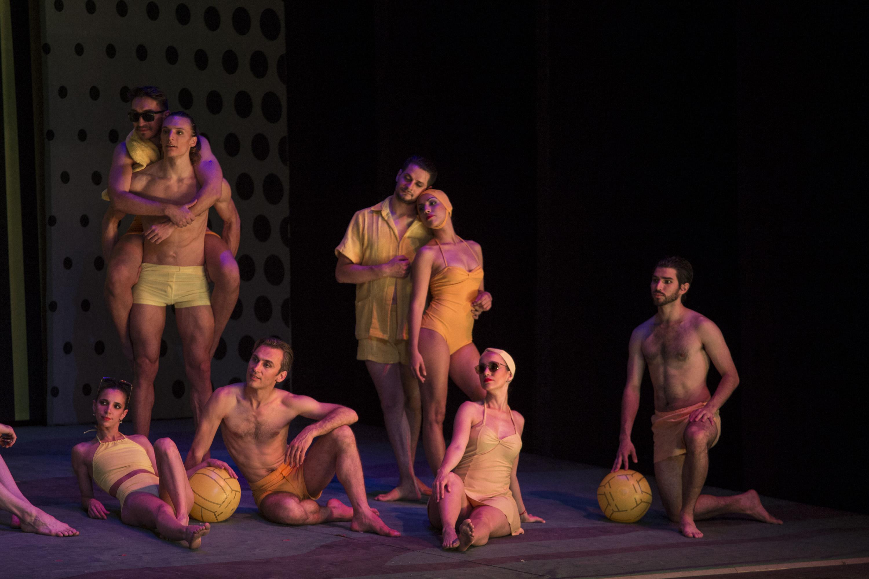 Candide de Leonard Bernstein en Buenos Aires. Foto: Enrico Fantoni