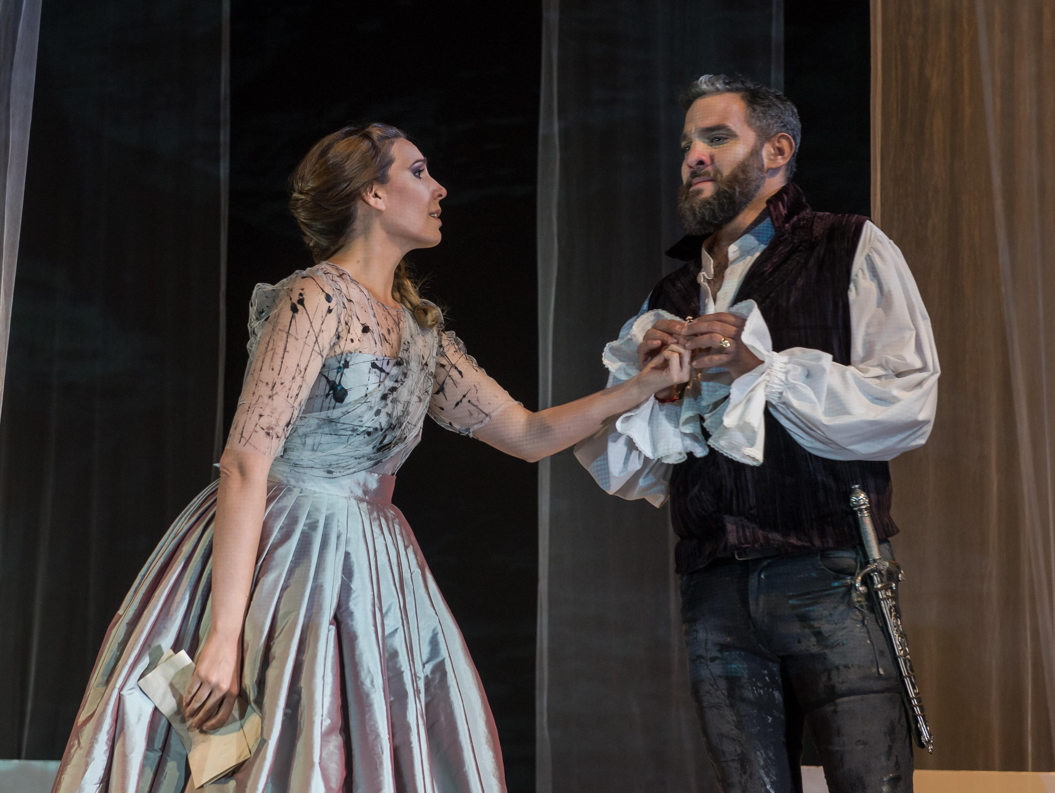Hamlet de Ambroise Thomas en Buenos Aires