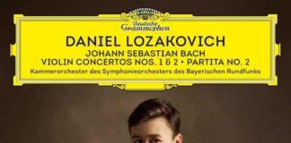 El Bach de Daniel Lozakovich: madurez en estado puro