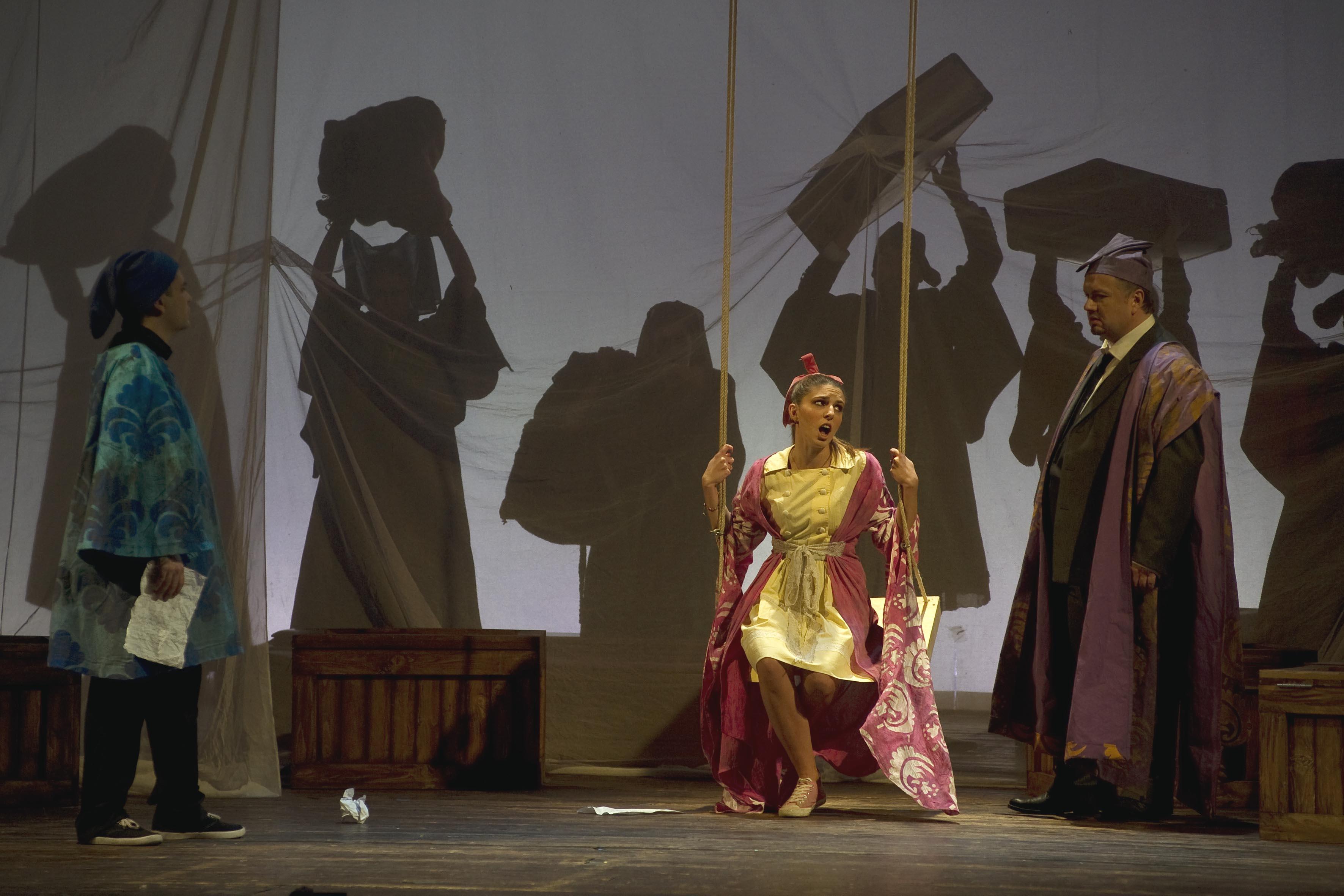 Gianni Schicchi al Teatro Coccia di Novara