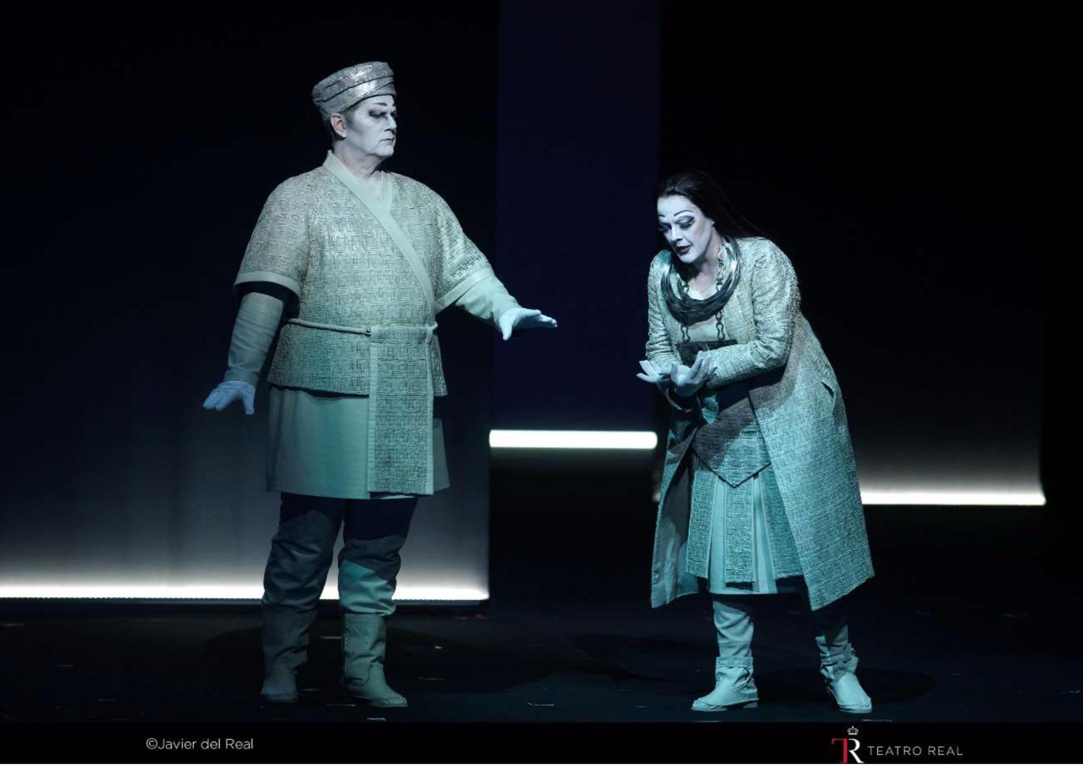 Turandot del Teatro Real. Foto: Javier Del Real