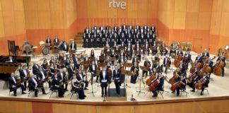 La Orquesta Sinfónica RTVE y la Orquesta Metropolitana de Lisboa ofrecen un concierto en el Auditorio Nacional