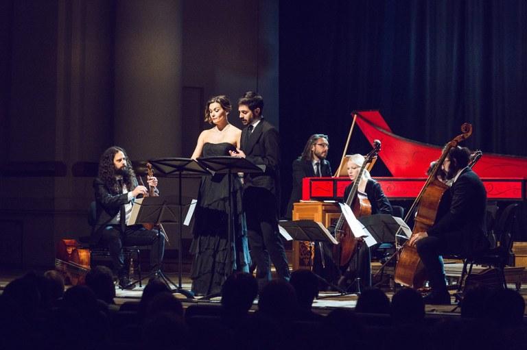 Fahmi Alqhai lleva al Espacio Turina 'Il gran teatro del mondo'