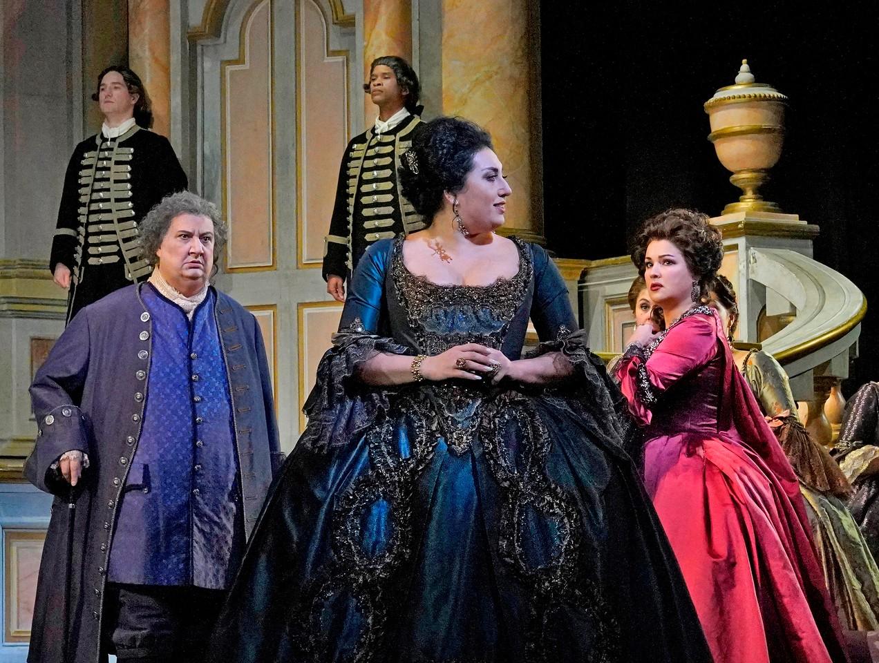 Gala de Año Nuevo del Met. Foto: Ken Howard / Met Opera