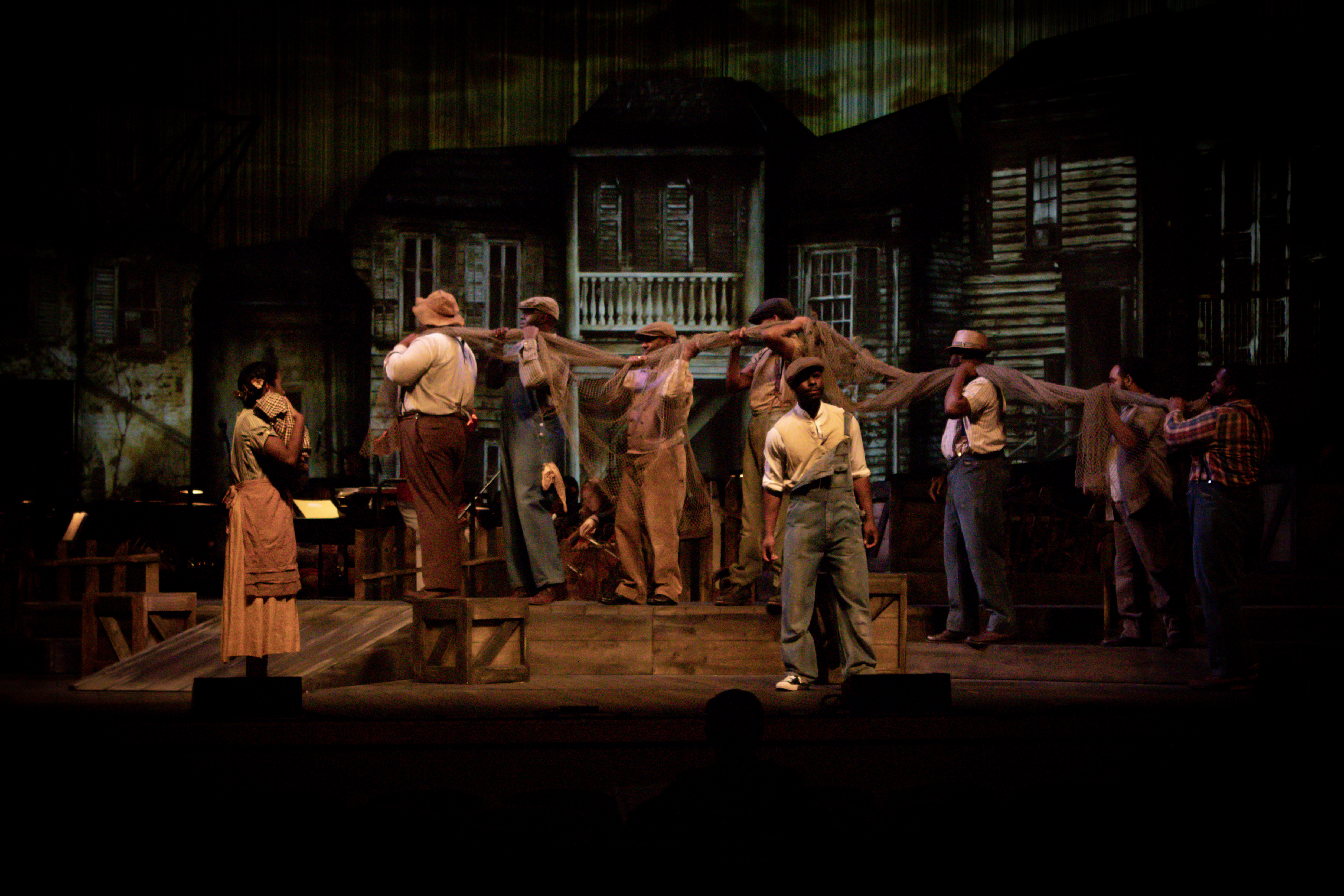 Porgy and Bess. Foto: Nellie Beavers