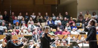 Zimmerman y Tebar condecoran a Mendelssohn