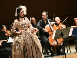El dúo Pastrana con un programa Haendel y Bocherini