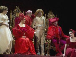 Le Nozze di Figaro al Teatro Coccia Novara
