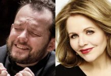 Andris Nelsons by Marco Borggreve, Renée Fleming by Andrew Eccles