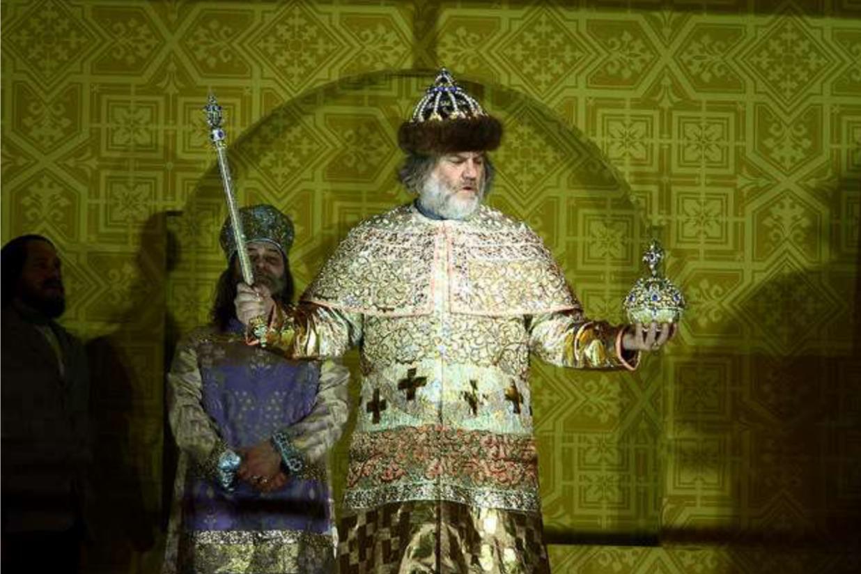 Boris Godunov en Berlín