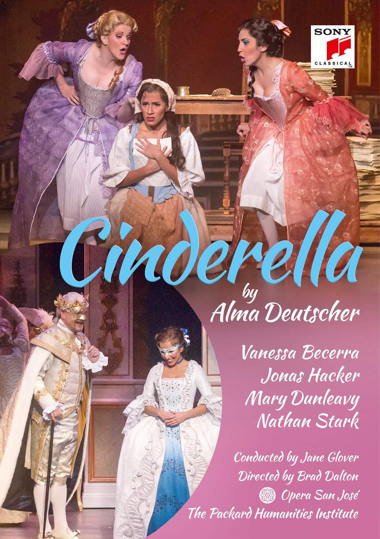 Cinderella: el prodigioso talento operístico de Alma Deutscher