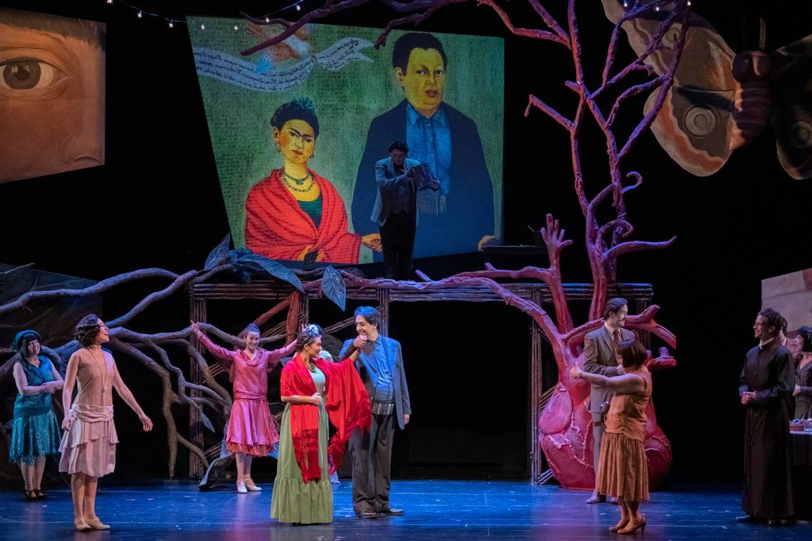 'Frida' un producción digna del mundo maravilloso de la pintora