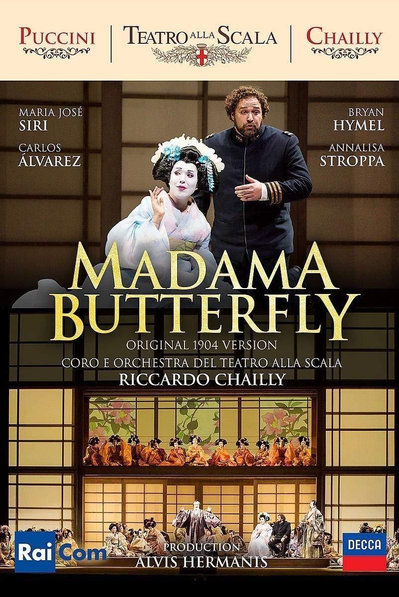 Madama Butterfly en La Scala