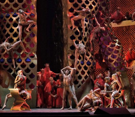 Gregory Kunde y Anita Rachvelishvili son Sansón y Dalila en el Met