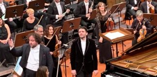 El pianista Eduardo Fernández triunfa con la ORTVE