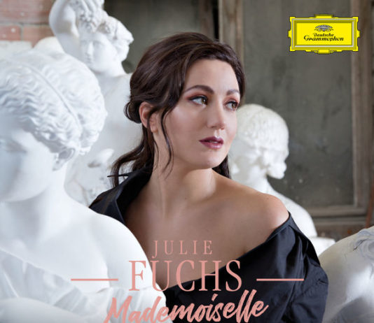 Mademoiselle de Julie Fuchs