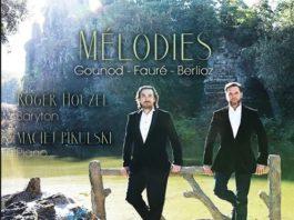Mélodies de Roger Houzel y el pianista Maciej Pikulski
