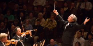 Filarmónica de Viena en Nueva York