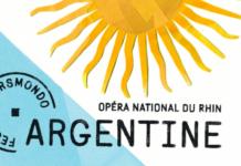 Argentina, protagonista en la Ópera de Estrasburgo
