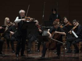 58 Semana de Música Religiosa de Cuenca. Teatro Auditorio. Gidon Kremer & Kremerata Baltica. (violonchelo Giedre Dirvanauskaite). ©️Santiago Torralba