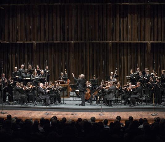 """""""La Pasión según San Mateo"""" de Bach el Viernes de Dolores en Bellas Artes."""
