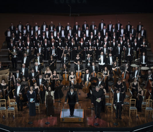 58 Semana de Música Religiosa de Cuenca. Foto: Santiago Torralba
