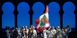 L'italiana in Algeri al Teatro Regio Torino