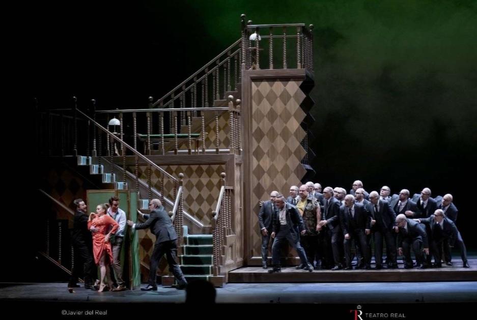 Falstaff en el Teatro Real