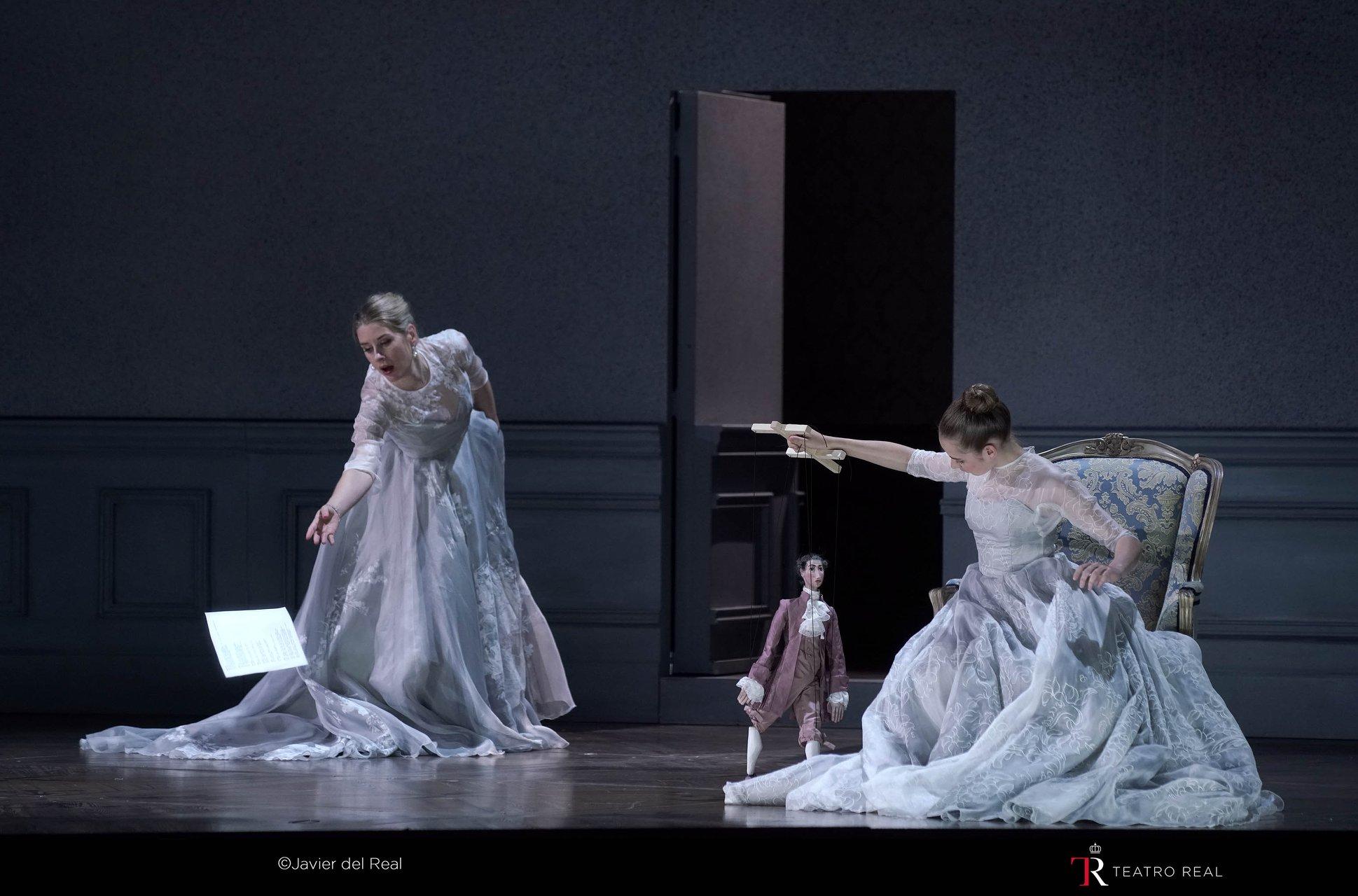 Capriccio de Richard Strauss en el Teatro Real