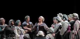 Diálogos de Carmelitas en el MET. Foto: Ken Howard/Met Opera