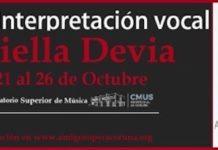 Abierta la inscripción para el curso de interpretación vocal con Mariella Devia