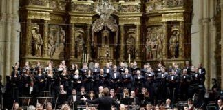 Réquiem de Mozart en la catedral de Burgos