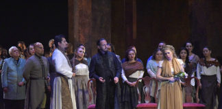 Otello en Bellas Artes
